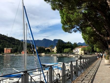 Greenway del Lago di Como: Lenno lake shore