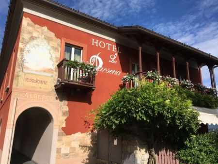 Hotel Darsena, Tremezzino