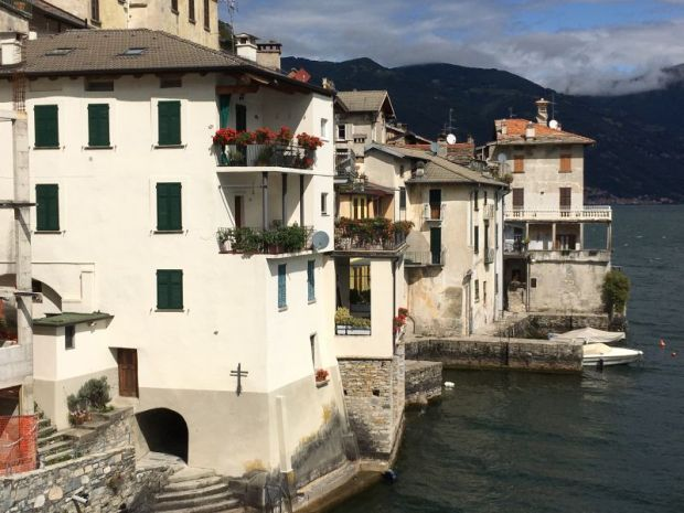 Lake Como weekend: Brienno