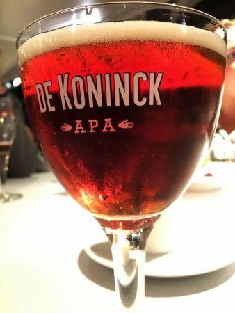 River cruising in Belgium: tasting Belgian beers