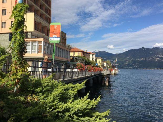 Tremezzo lake shore, Lago di Como
