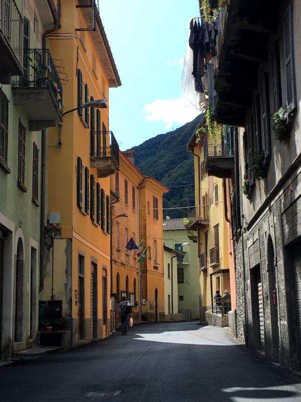 Via Regina Vecchia, Lake Como