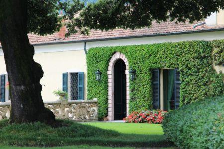 Villa Balbianello exterior, Lenno, Lake Como