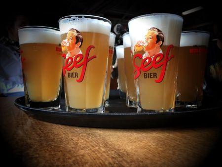 Antwerpen beer tasting: Seef