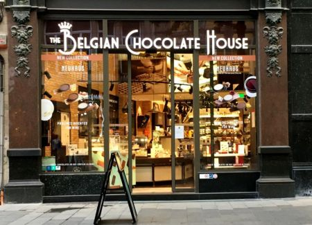 Belgian Chocolate House, Antwerp