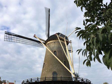 Zierikzee windmill, Netherlands