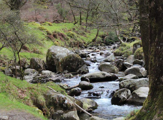 Glendalough river