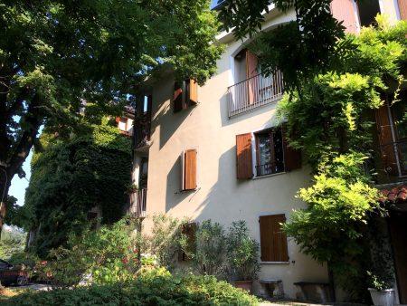 A Salsomaggiore hotel, Italy