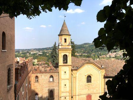 Castell'Arquato, Emilia Romagna