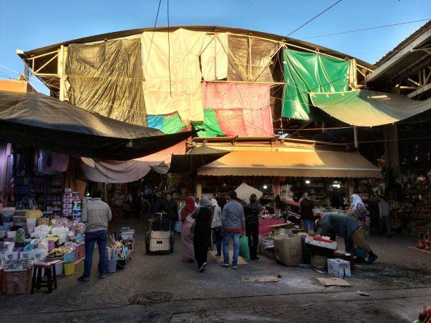 Agadir's main bazaar, Souk el Had