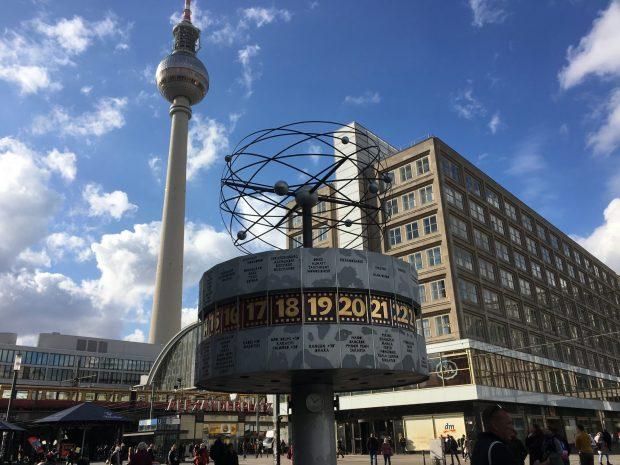 Berlin Top Ten sights: Alexanderplatz