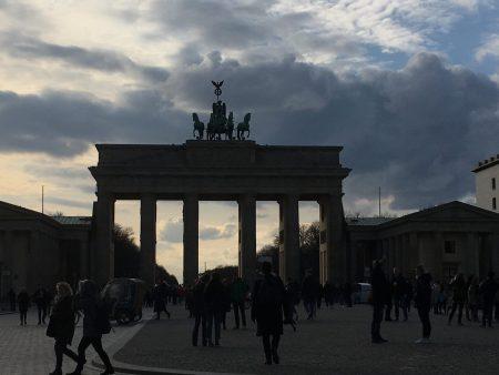 Brandenburger Tor from Pariser Platz