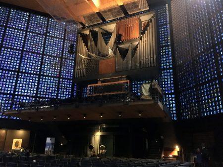 Kaiser Wilhelm Memorial Church interior
