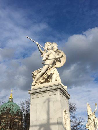 Unter den Linden statue