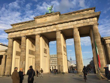 Berlin's Top Ten sights: Brandenburger Tor