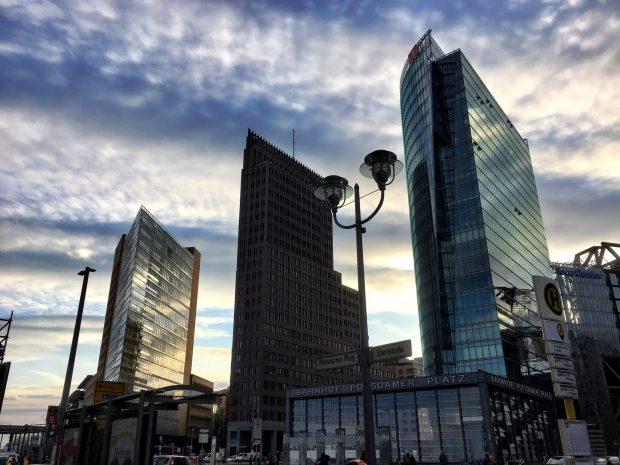 Berlin's Potzdamer Platz