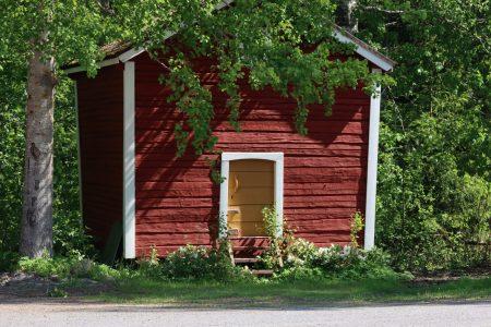 Strömsö side building, Finland