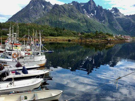 Augustvågøya scenery, the Lofoten Islands