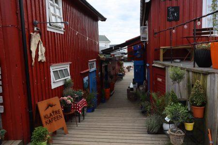 Cafe on the Lofoten Islands, Henningsvær