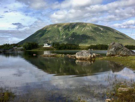 Journey through the Vesterålen Islands of Norway, a fjord