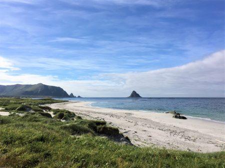 Ocean view, journey through the Vesterålen Islands of Norway