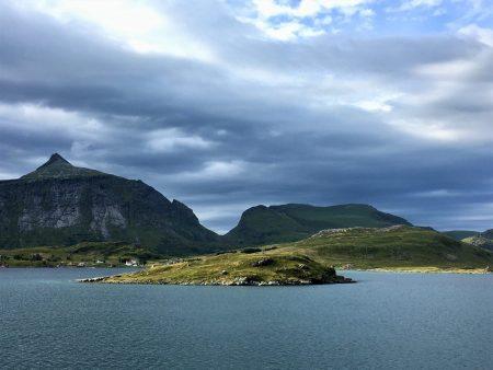 Norway by motorhome: Flakstadoya, Lofoten