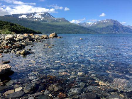 Norway by motorhome: Lyngen Alps and Lyngenfjord