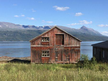 Norway by motorhome: Lyngen scenery