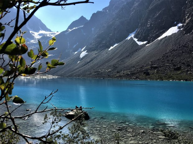 The Blue Lake, Norway
