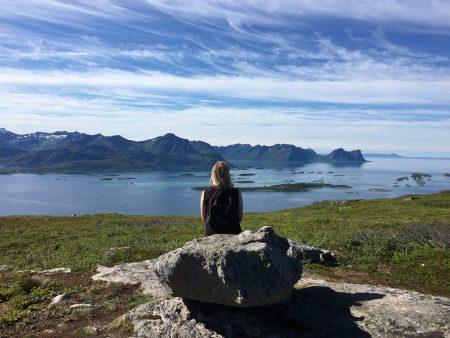 The Husfjellet Hike, Senja