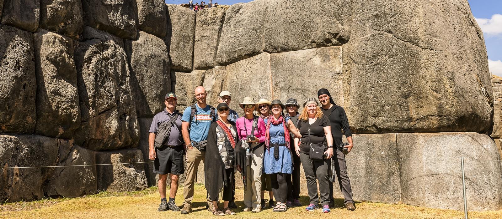 Sacsayhuamán, Cusco, Pérou - Voyage organisé en petit groupe offert par l'agence de voyage Les routes du Monde