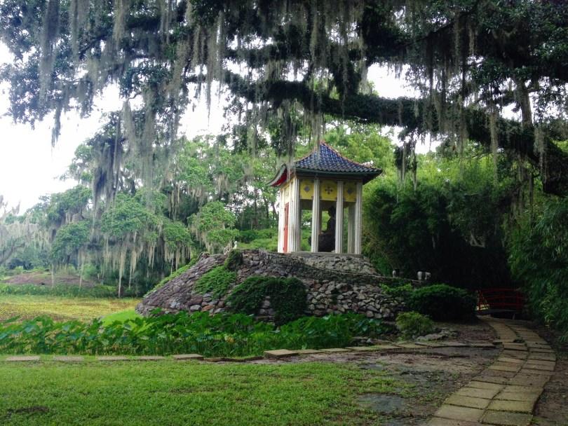 Buddha Statue Avery Island