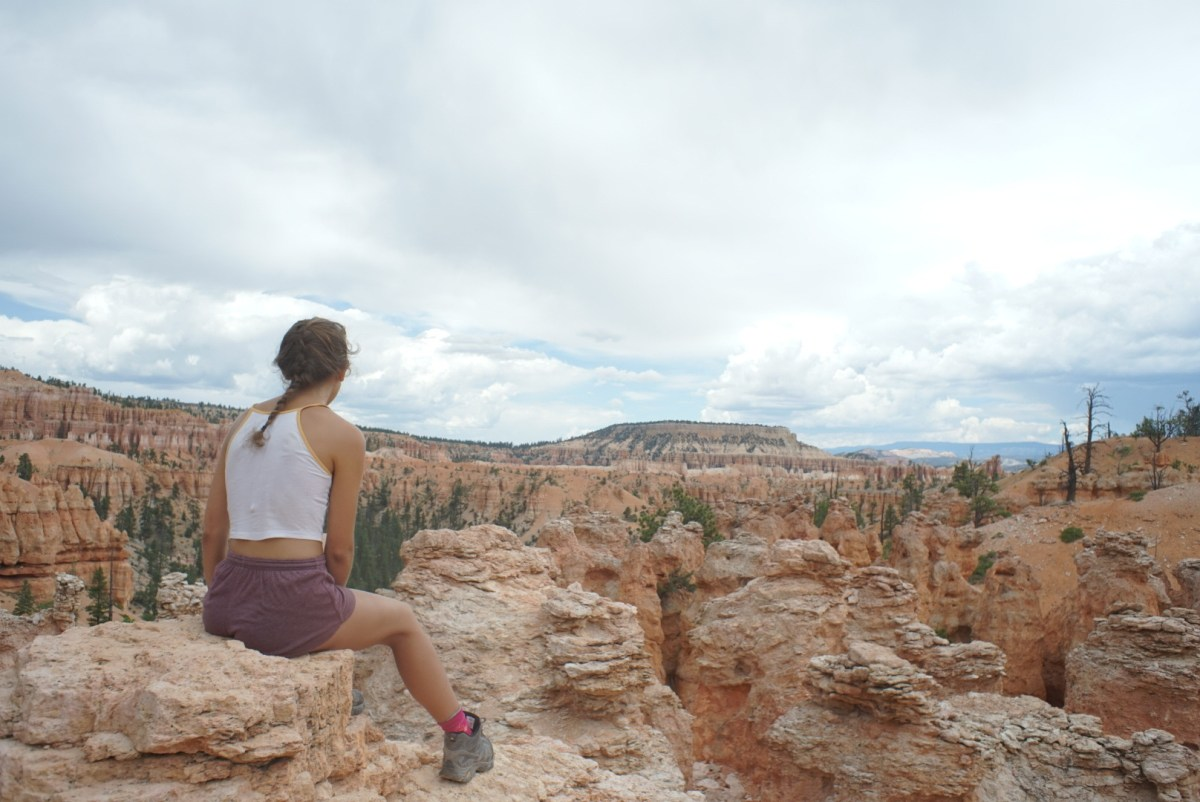 Peek-a-Boo trail, Bryce Canyon