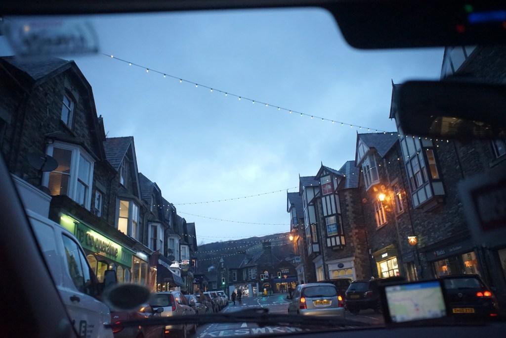 Ambleside, Cumbria.