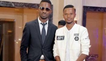 Ashburg with Bobi Wine