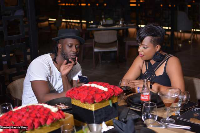 Bebe Cool with Zuena