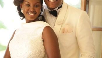Flavia Tumusiime and Andrew Kabuura wedded in January 2019