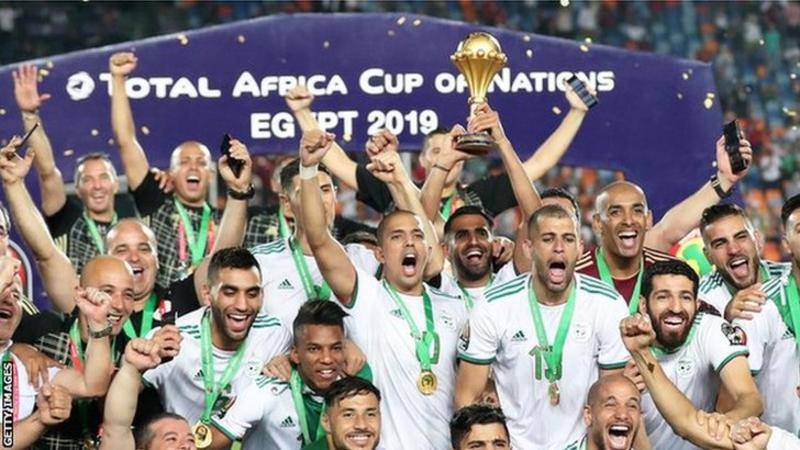 Algeria beat Senegal in the 2019 Africa Cup of Nations final to win the tournament for a second time.