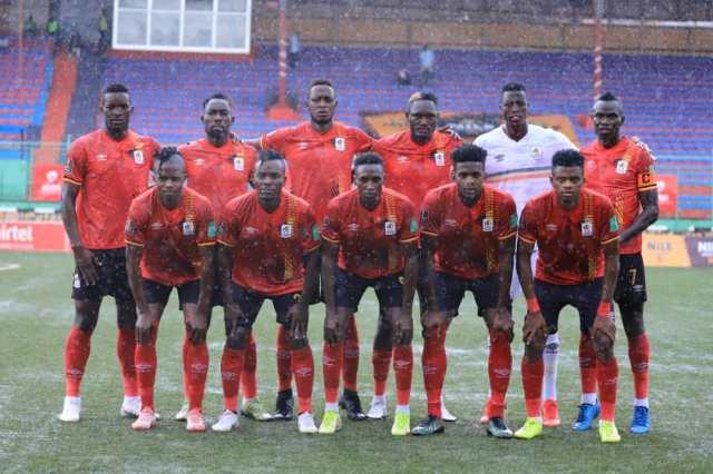 Uganda Cranes XI Vs Mali