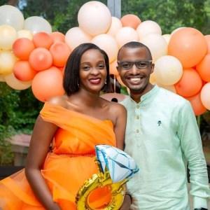 Raymond Mujuni and Rita Kanya