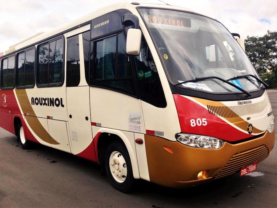 Micro Ônibus Executivo Marcopolo Sênior ON 2008