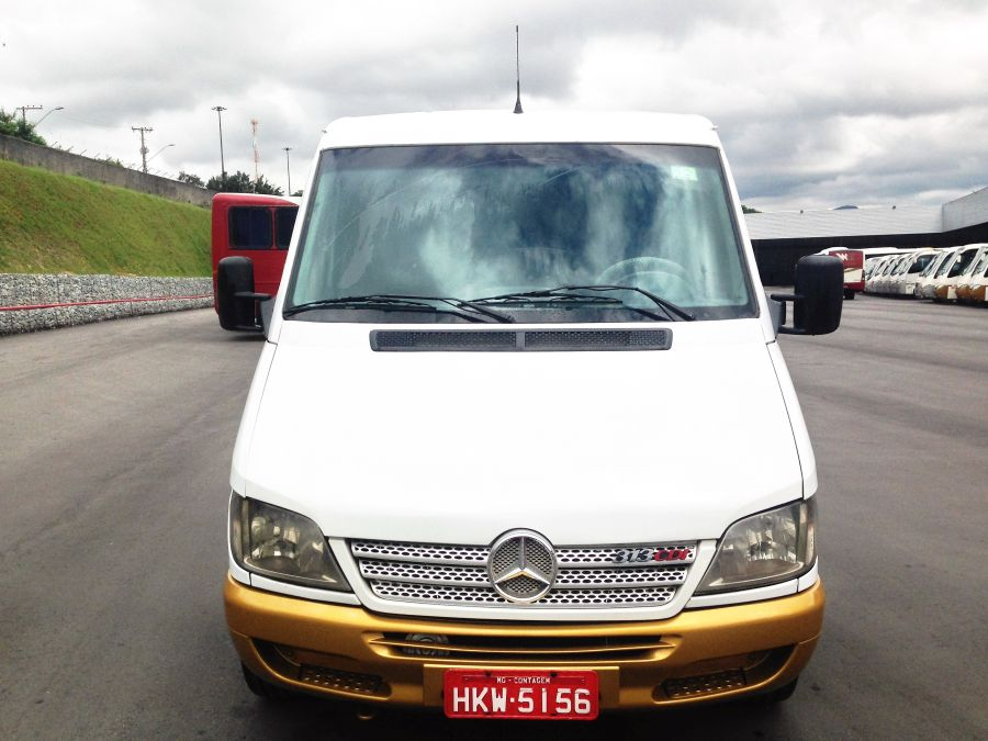 Van Executiva Mercedes Benz Sprinter 2009