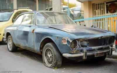 ΠΩΛΕΙΤΑΙ Alfa Romeo GT JUNIOR 1.6 / 1972