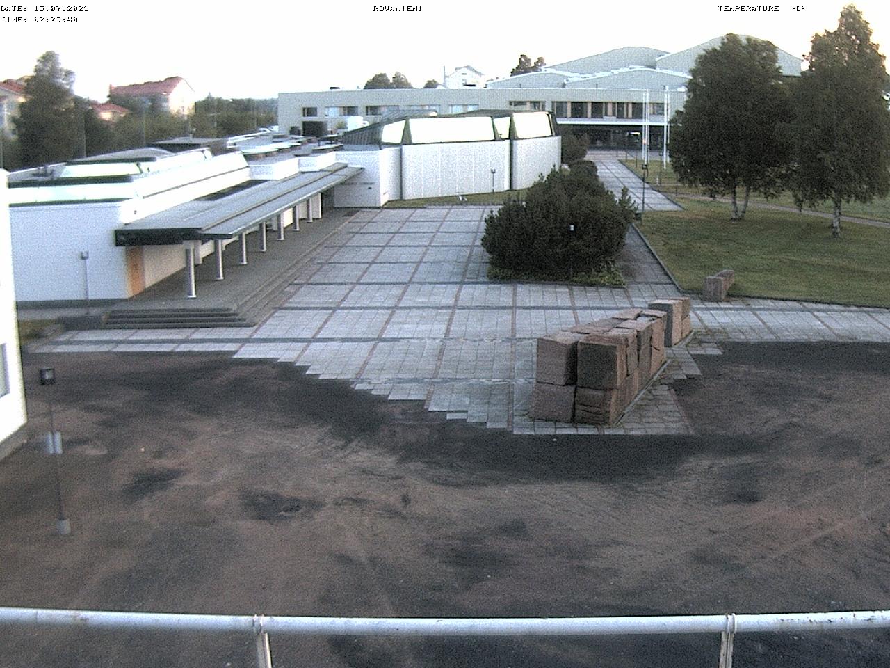 Webcam - Kirjasto