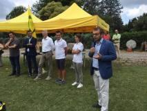 Il consigliere regionale Rolfi era presente all'iniziativa