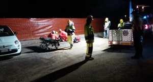 Esercitazione a sorpresa in notturna della Protezione civile di Rovato