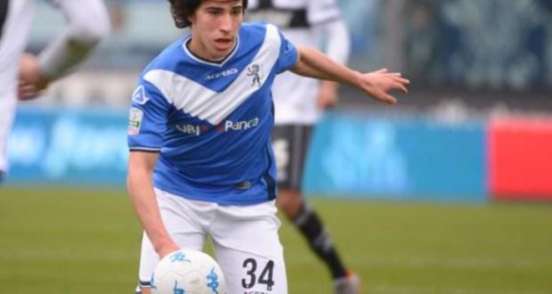 Sandro Tonali, Brescia Calcio