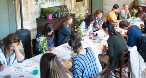 Workshop al Castello Quistini
