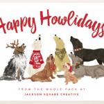 16 Dog Christmas Cards For 2019 Seasonal Heartwarming And Adorable