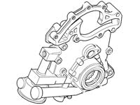 1995-1998 Range Rover Oil Pump (4.0 SE)